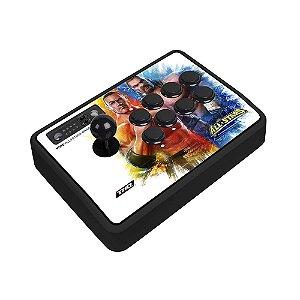 Controle Arcade Fighting Mad Catz WWE All STARS BrawlStick - PlayStation 3