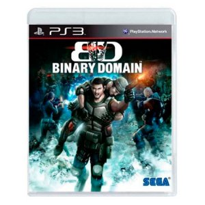 Jogo Binary Domain - PS3