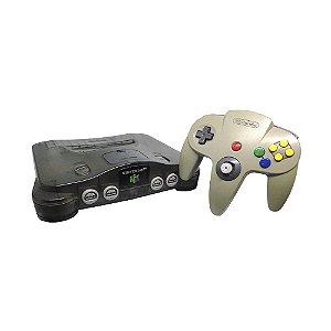 Console Nintendo 64 Preto (Série Multi-sabores: Jabuticaba) - Nintendo