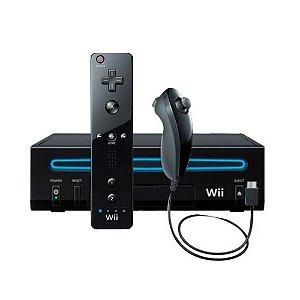 Console Nintendo Wii Preto - Nintendo (Australiano)