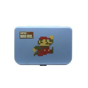 Case Protetora Super Mario Bros para Nintendo 3DS