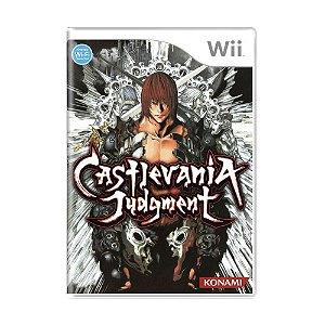 Jogo Castlevania Judgment - Wii (Lacrado)