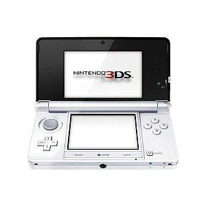 Console Nintendo 3DS Branco - Nintendo (Japonês)