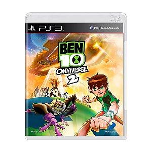 Jogo Ben 10: Omniverse 2 - PS3