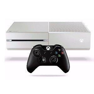 Console Xbox One 500GB Branco - Microsoft