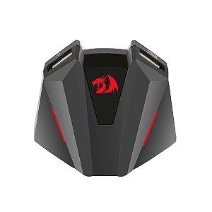 Conversor de Teclado e Mouse para Consoles Redragon Vulcan - Multiplataforma