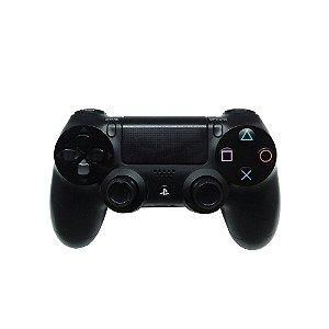 Controle Sony Dualshock 4 Preto sem fio - PS4 (Analógicos Personalizados)