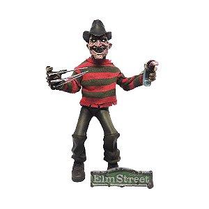 Action Figure Freddy Krueger (A Nightmare on Elm Street) - Mezco Toys