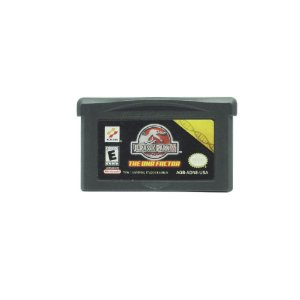 Jogo Jurassic World: The DNA Factor - GBA Game Boy Advance
