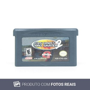 Jogo Tony Hawk's: Pro Skater 2 - GBA Game Boy Advance