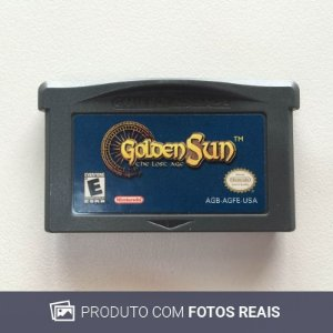 Jogo Golden Sun: One Lost Age - GBA