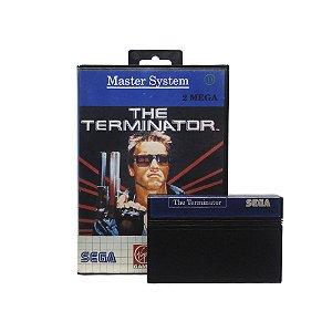 Jogo The Terminator - Master System