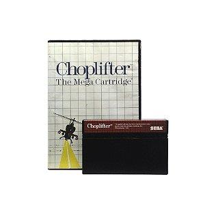 Jogo Choplifter - Master System