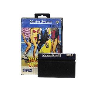 Jogo Jogos de Verão II - Master System