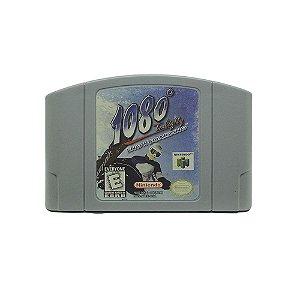 Jogo 1080º: TenEighty Snowboarding - N64