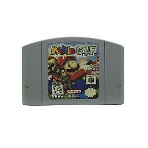 Jogo Mario Golf - N64