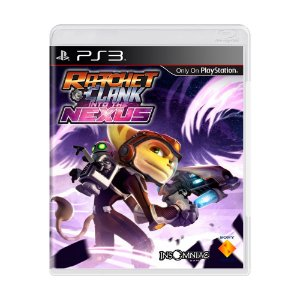 Jogo Ratchet & Clank: Into The Nexus - PS3
