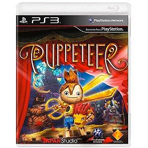 Jogo Puppeteer - PS3