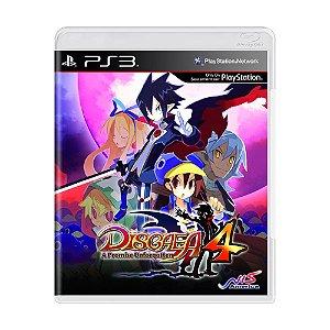 Jogo Disgaea 4: A Promise Unforgotten - PS3