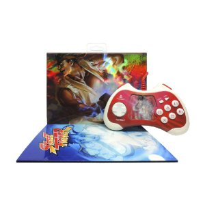 Controle Capcom Street Fighter Ryu 15th Anniversary Edition - PS2