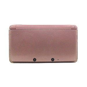 Console Nintendo 3DS Rosa - Nintendo