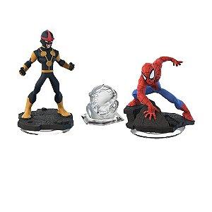 Disney Infinity 2.0 Marvel Super Heroes PlaySet Spider-Man - Multiplataforma