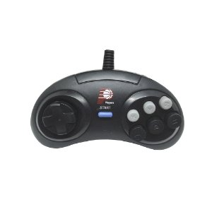 Controle Mega Drive - Players