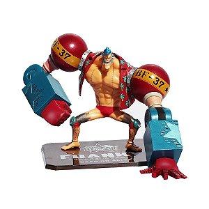 Action Figure Franky (One Piece New World Version - Figuarts Zero) - Bandai