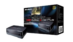 Placa de Captura AverMedia HD EzRecorder Plus C283S