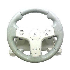 Volante Logitech Speed Force Wireless - Nintendo Wii