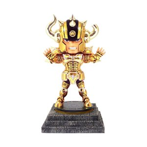Action Figure Taurus Aldebaran G02 (Cosmos Burning Collection - Saint Seiya) - Kids Logic