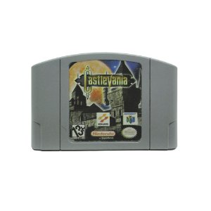 Jogo Castlevania - N64