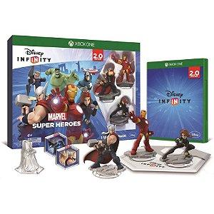 Jogo Disney Infinity 2.0 (Starter Pack) - Xbox One