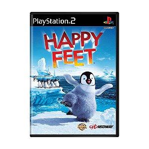 Jogo Happy Feet - PS2