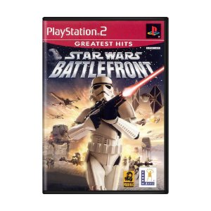 Jogo Star Wars: Battlefront - PS2