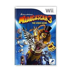 Jogo Madagascar 3: The Video Game - Wii