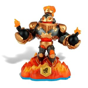 Boneco Skylanders Swap Force: Blast Zone