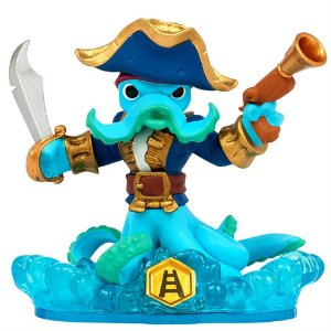 Boneco Skylanders Swap Force: Wash Buckler