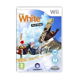 Jogo Shaun White Snowboarding: World Stage - Wii (Europeu)