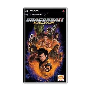 Jogo Dragonball Evolution - PSP