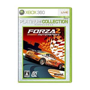 Jogo Forza Motorsport 2 - Xbox 360 (Japonês)