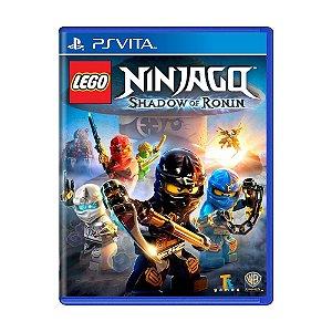 Jogo LEGO Ninjago: Shadow of Ronin - PS Vita