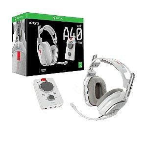 Headset Gamer Astro A40 TR + MIxAmp Pro TR - Xbox One e PC