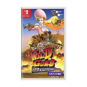 Jogo Wild Guns: Reloaded - Switch