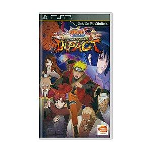 Jogo Naruto Shippuden: Ultimate Ninja Impact - PSP
