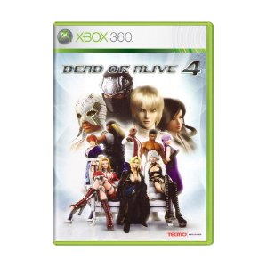 Jogo Dead or Alive 4 - Xbox 360