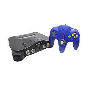 Console Nintendo 64 Preto - Nintendo