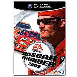 Jogo Nascar Thunder 2003 - GC - GameCube