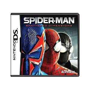 Jogo Spider-Man: Shattered Dimensions - DS