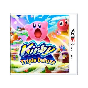 Jogo Kirby: Triple Deluxe - 3DS